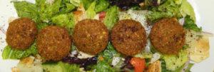 Falafel Dinner Platter