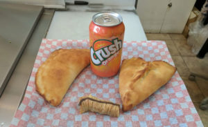 Meat, Chicken or Spinach Pies